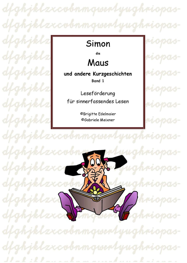 Simon die Maus - Schullizenz - PDF-Download